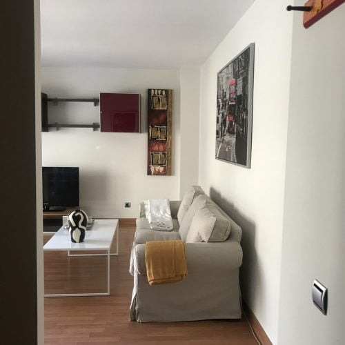 Furnished expat apartment in Sevilla