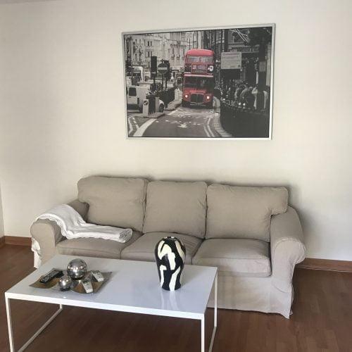 Muñoz - Gemeubileerd expat appartement in Sevilla