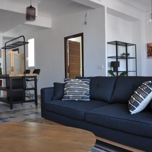Apartamento junto a la playa para expats