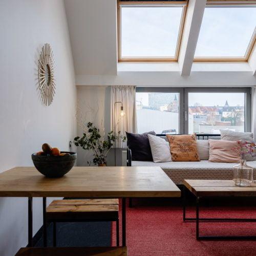 duplex studio in Ghent