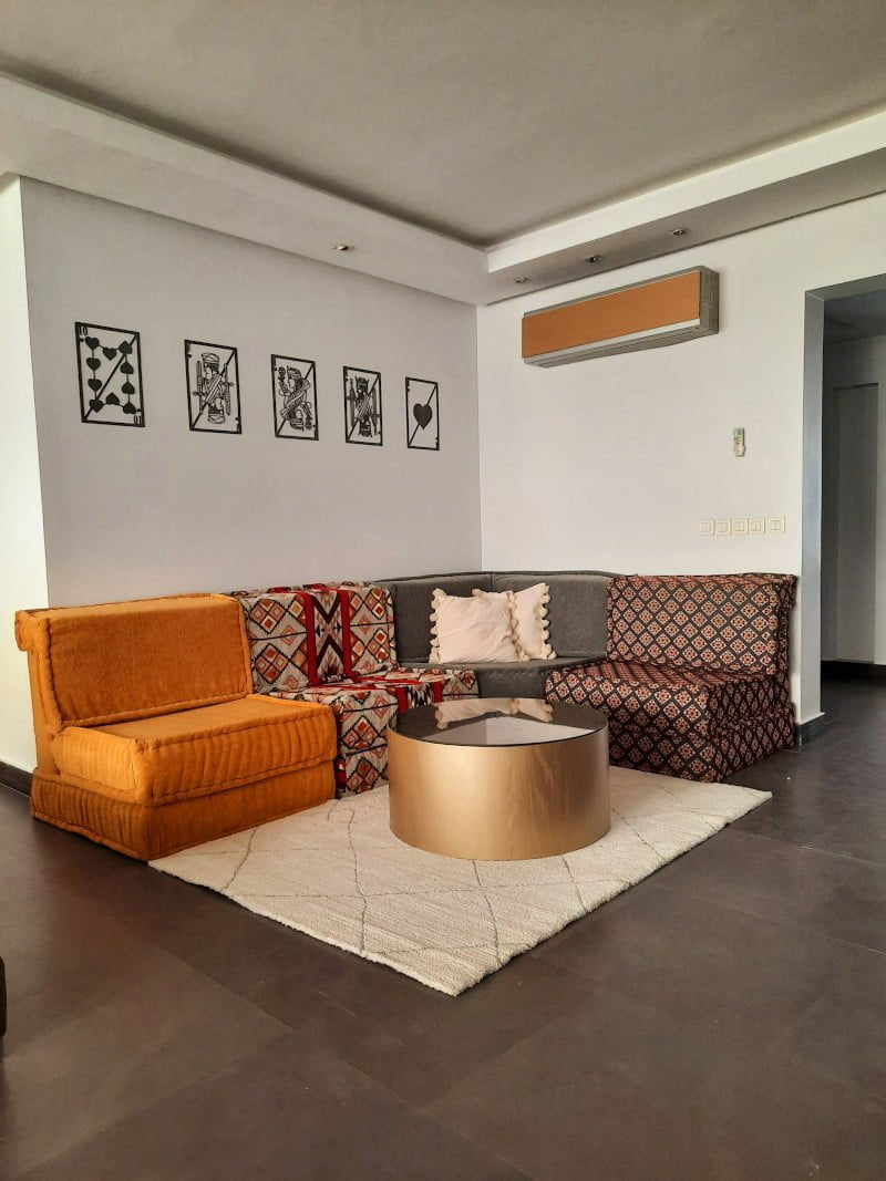 Apartment for expats in Morocco