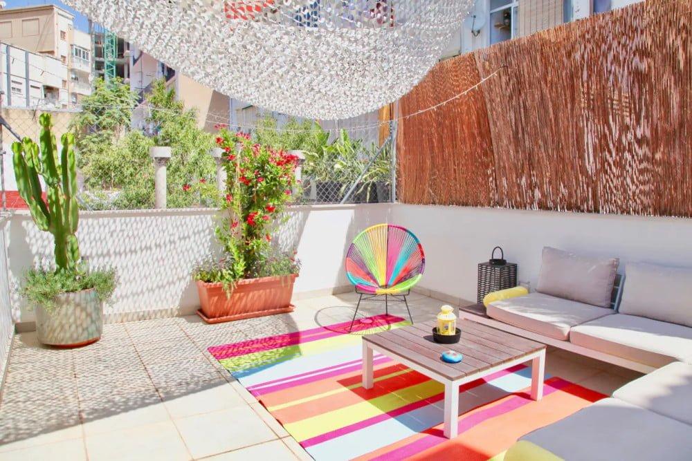 Beautiful expat apartment in Ruzafa