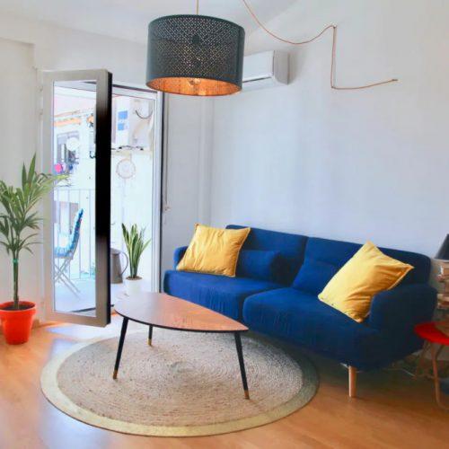 Furnished expat flat in Ruzafa