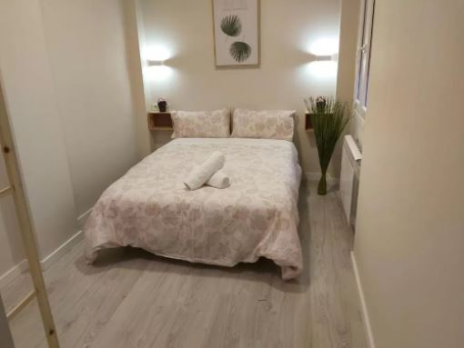 Furnished expat flat in Logroño