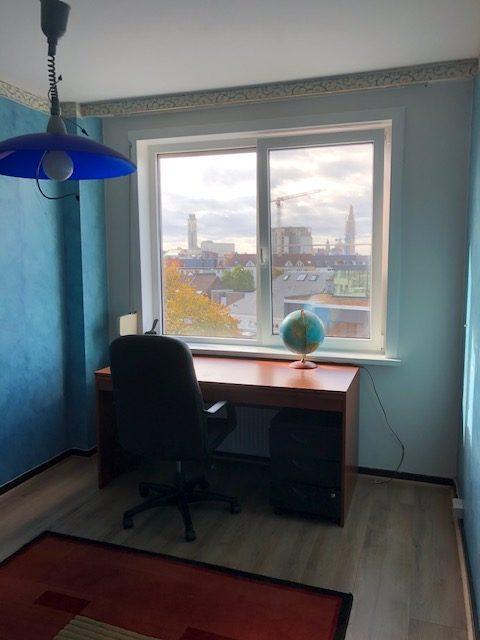 Spacious expat apartment in Antwerp