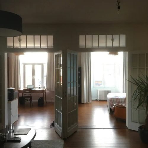 Furnished expat home in Antwerp
