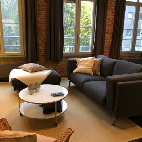 Beautiful expat apartment Antwerp Centre