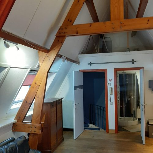 Furnished expat studio in Antwerp centre