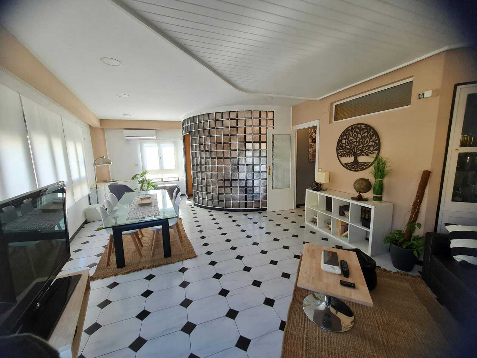Calabazas - Furnished expat home in Valencia city
