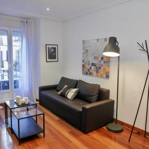 Central apartment in Madrid Comendadoras