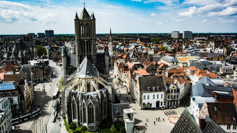 New expat apartments in Ghent