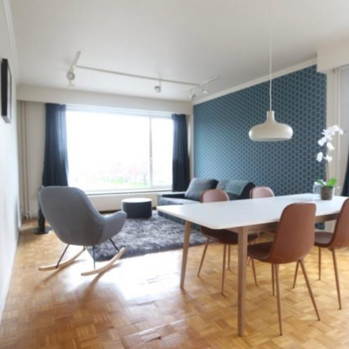 Left bank 3 – Apartment for workers in Antwerp