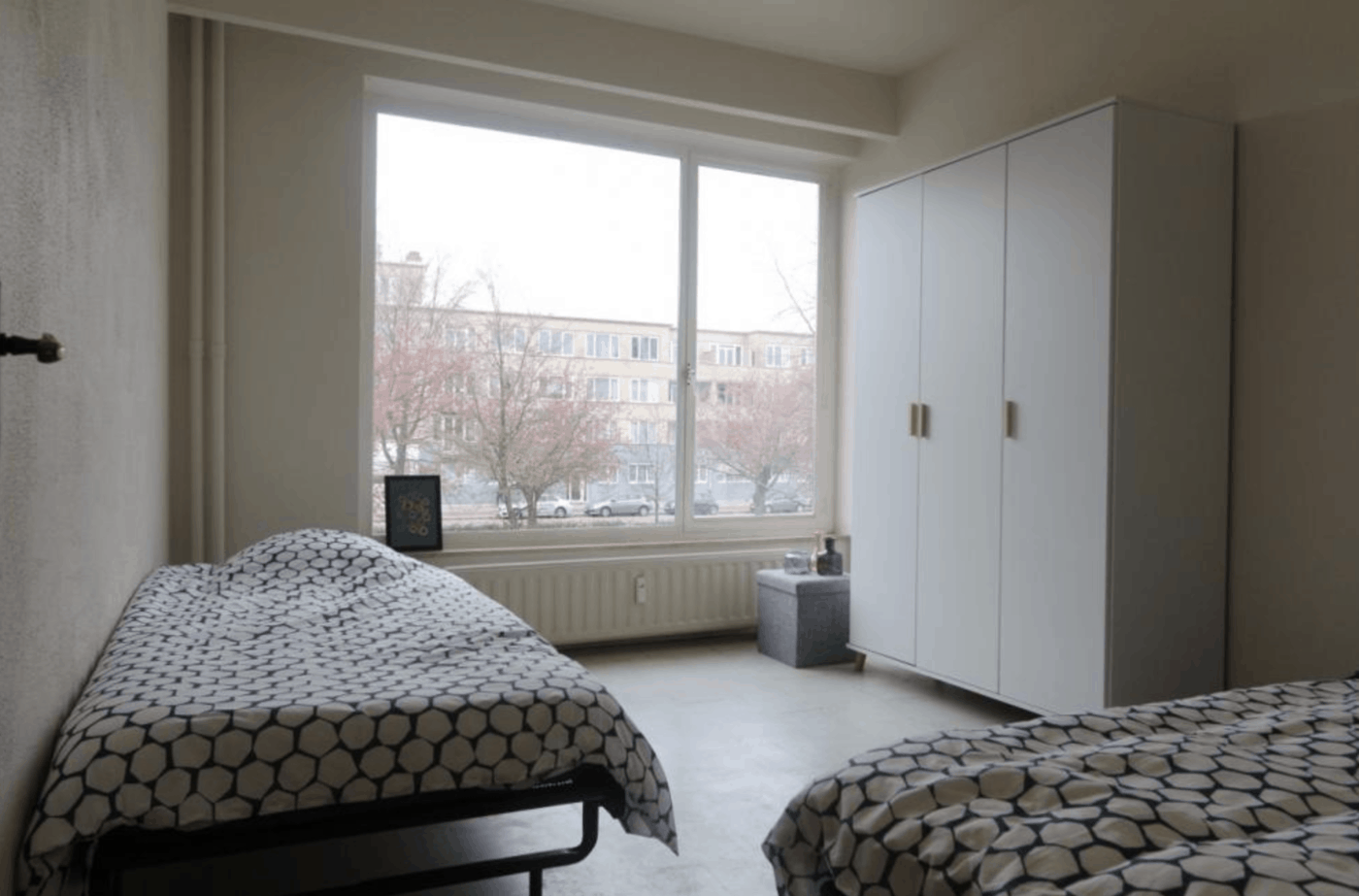 Left bank 3 - Apartment for workers in Antwerp