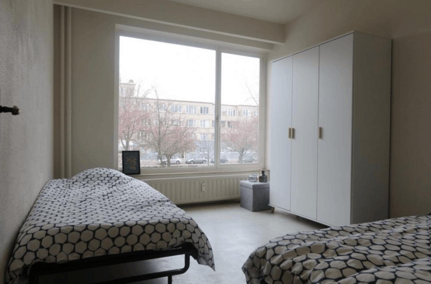 Apartamento para trabajadores en Amberes