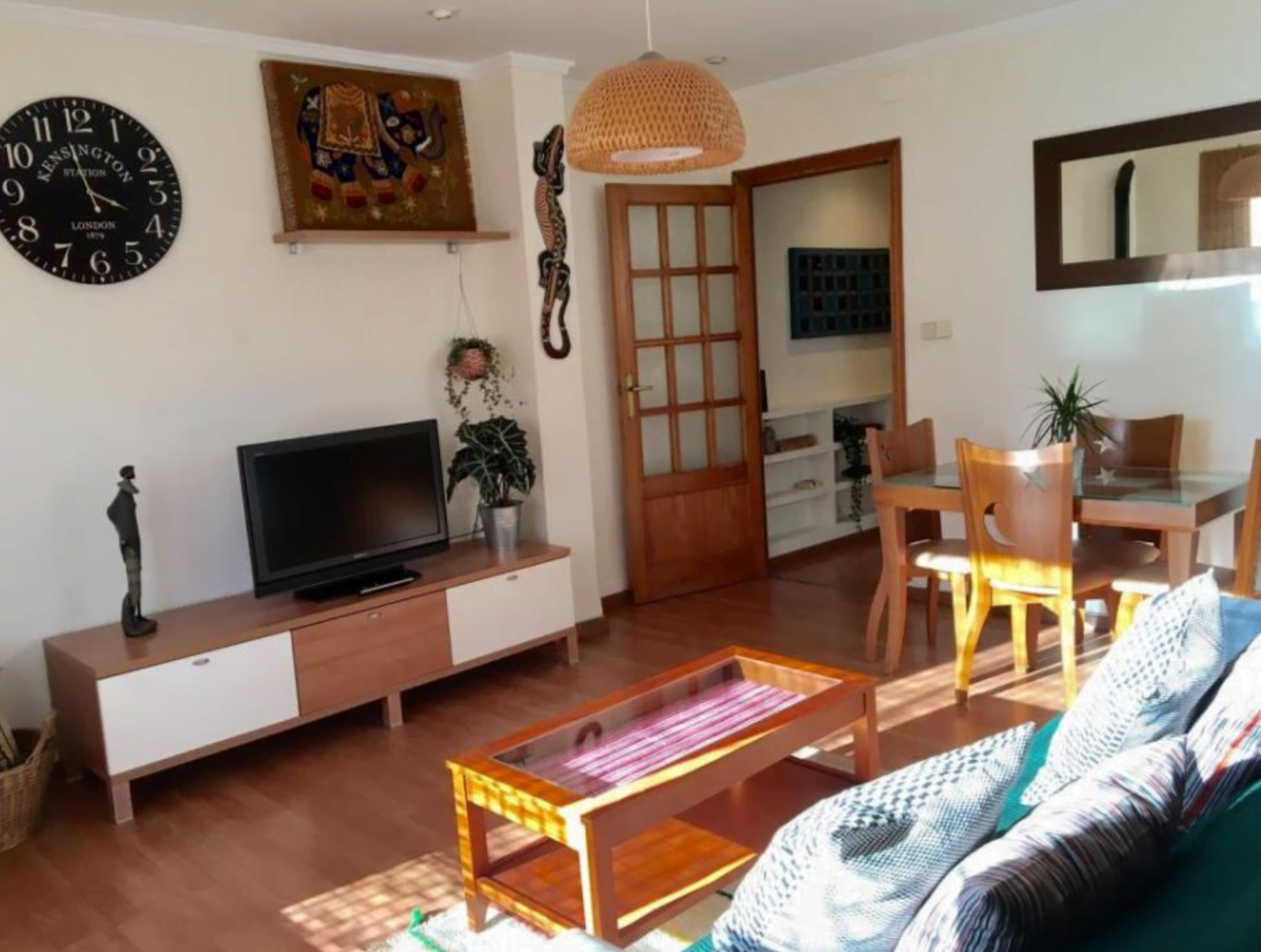 Mosen - Expat flat with terrace in Valencia