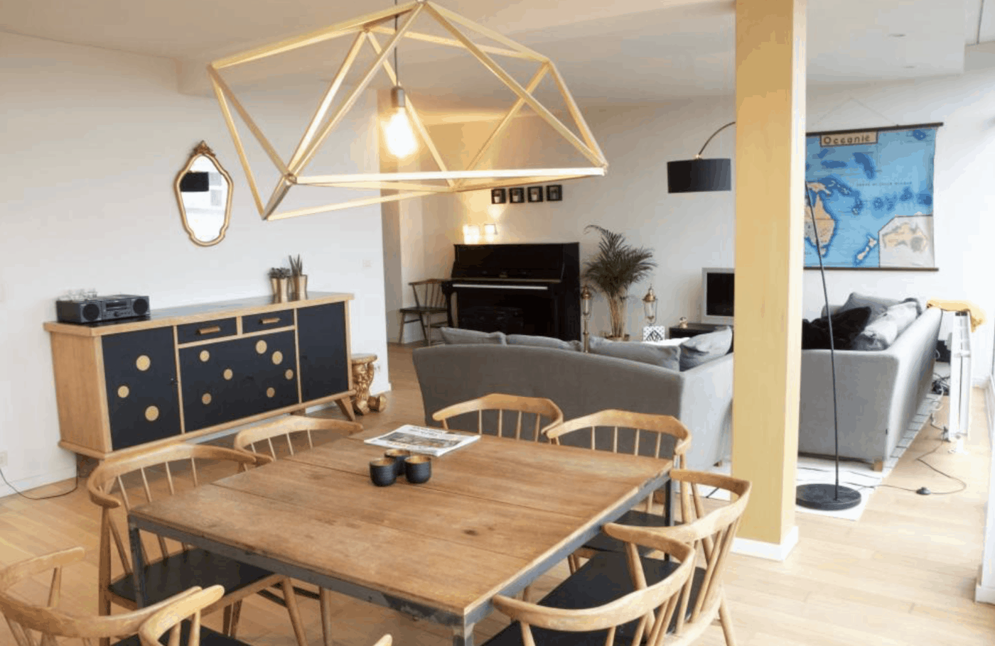 Statie - Expat apartment with two terraces in Antwerp