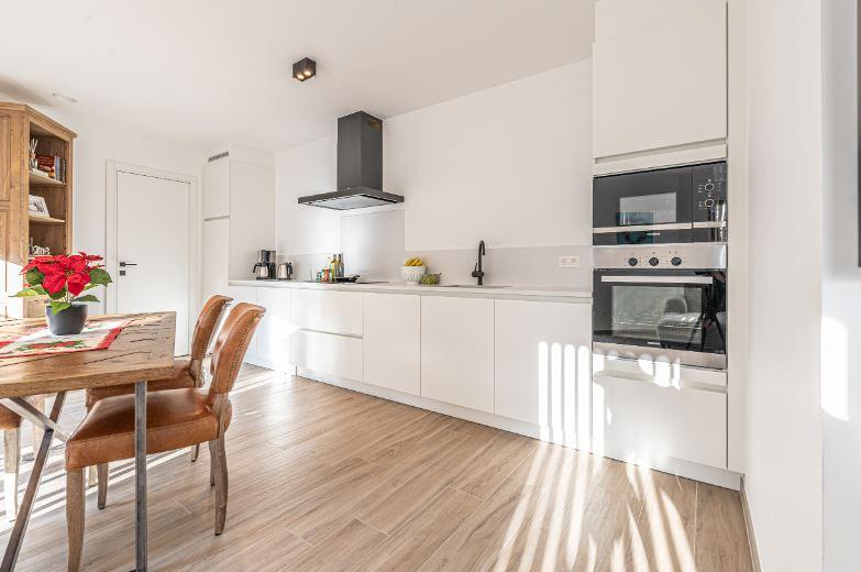 Velle 50 - Refurbished expat flat near Antwerp