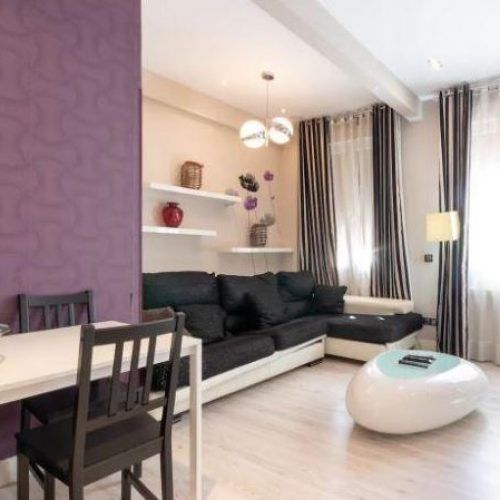 Volantin 2 - 3 bedroom apartment for expats in Bilbao