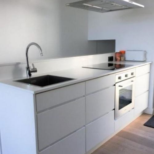 Westkaai - Furnished expat flat near the port of Antwerp