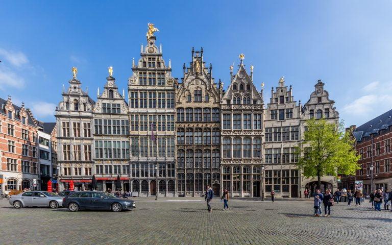expat rentals in Antwerp