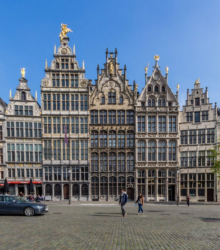 expat rentals in Antwerp