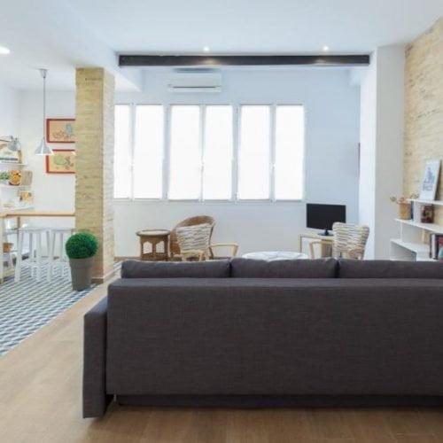 Moderno apartamento junto al centro
