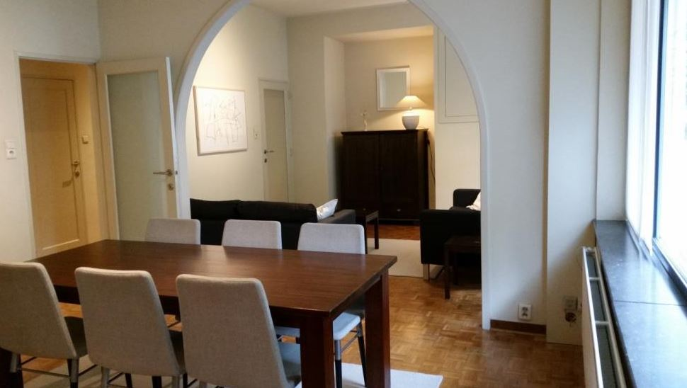 Ringlaan 2 - Expat apartment for business travellers in Antwerp