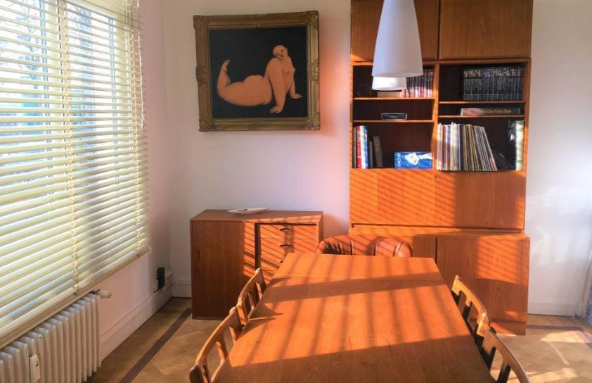 Rubens - Furnished expat rental in Antwerp city centre