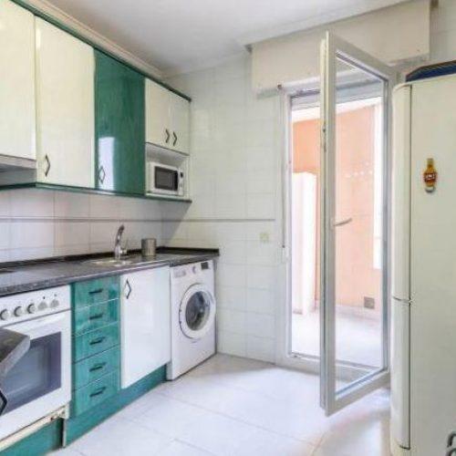 Apartamento con balcón para expats en Bilbao