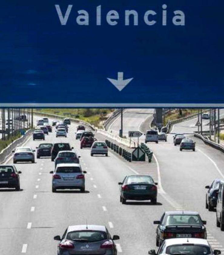 trafico-administration in Valencia