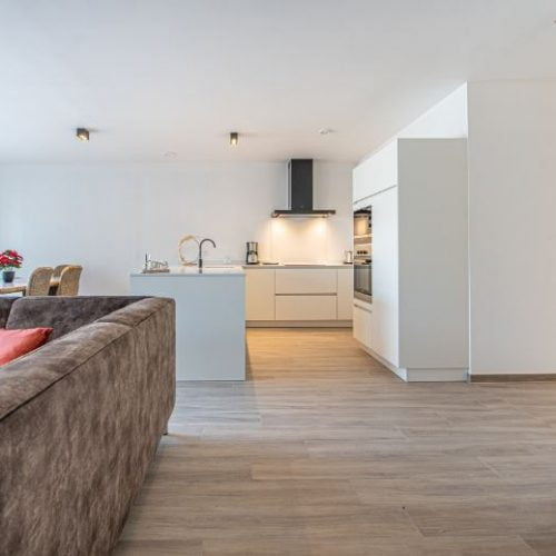 Velle 03 - Furnished expat apartment with garage in Temse