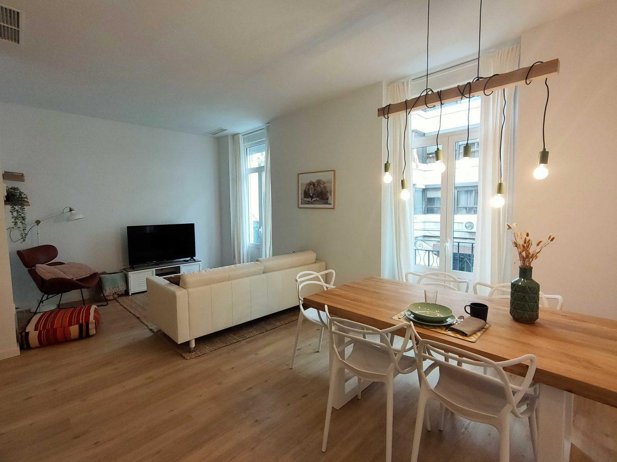 Denia 57 - Nice expat rental in Ruzafa, Valencia