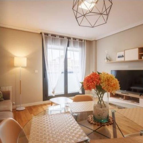 Ballonti - Nice expat apartment in Portugalete