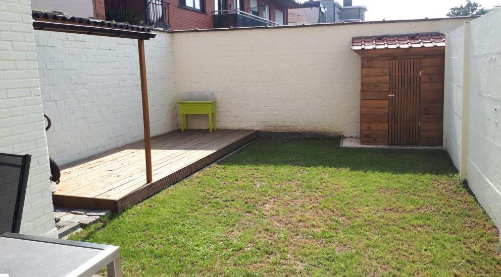 Merksem 3 - Expat apartment with garden in Antwerp