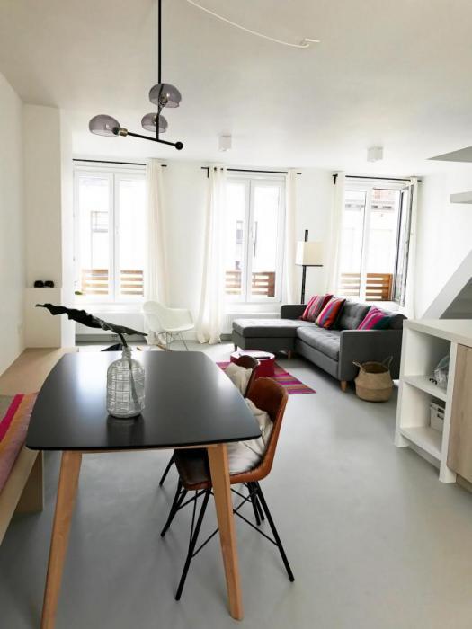 Fourment 2 - Great duplex expat apartment in Antwerp city