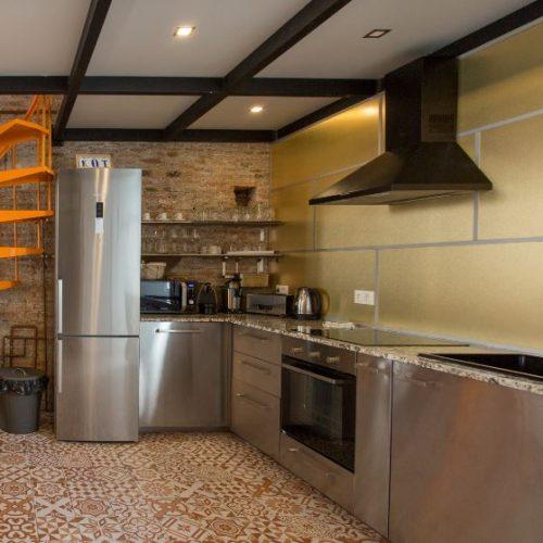 Merced - Beautiful expat loft in Malaga