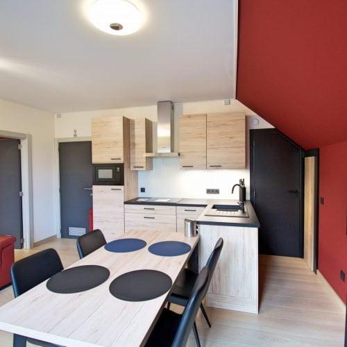 Merelbeke - Modern furnished expat apartment in Ghent