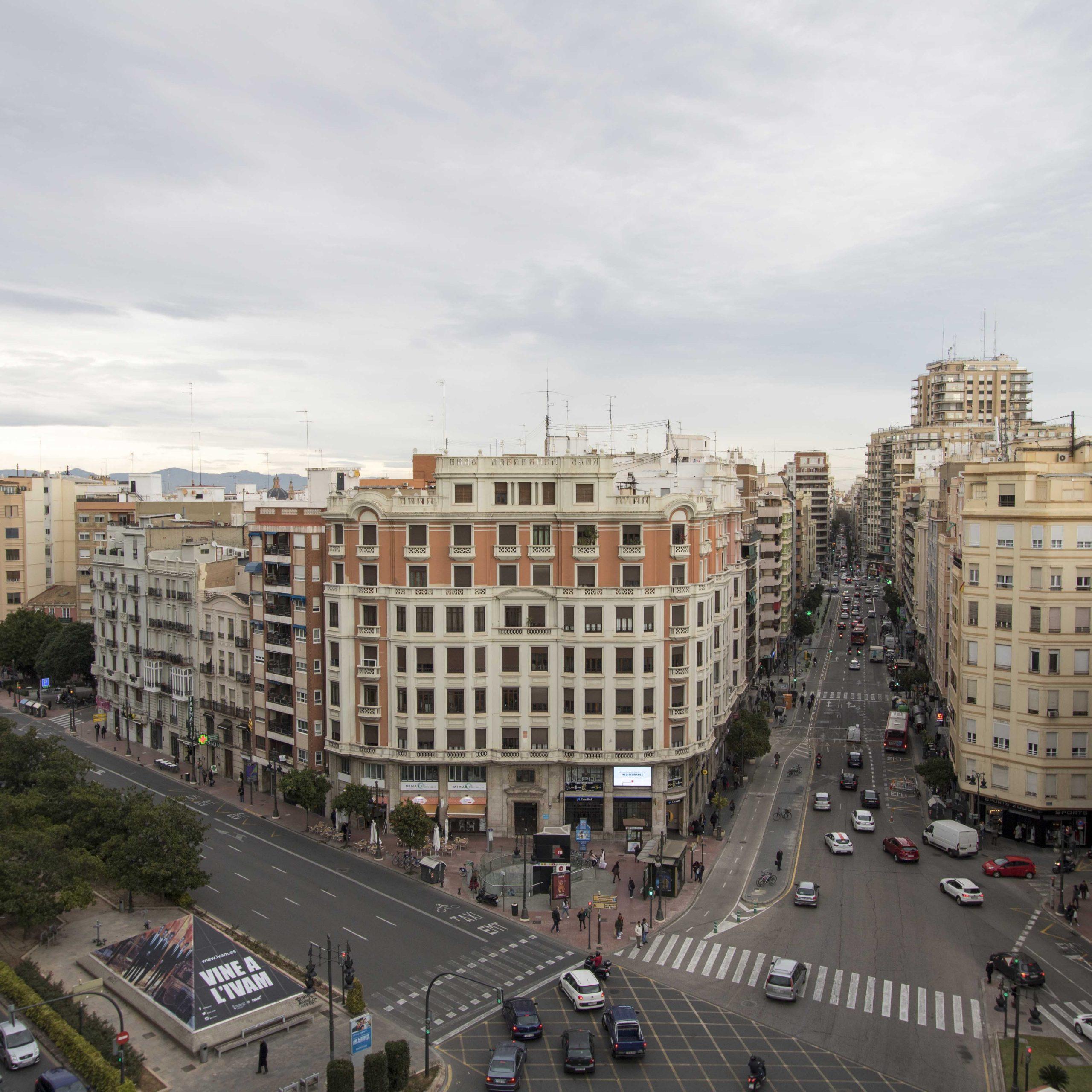 Alquiler de azotea en Valencia para expats