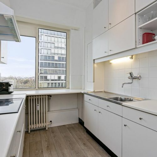 Rotonde - Panorama expat apartment in Antwerp