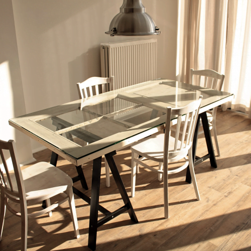 expat studio in Antwerp centre