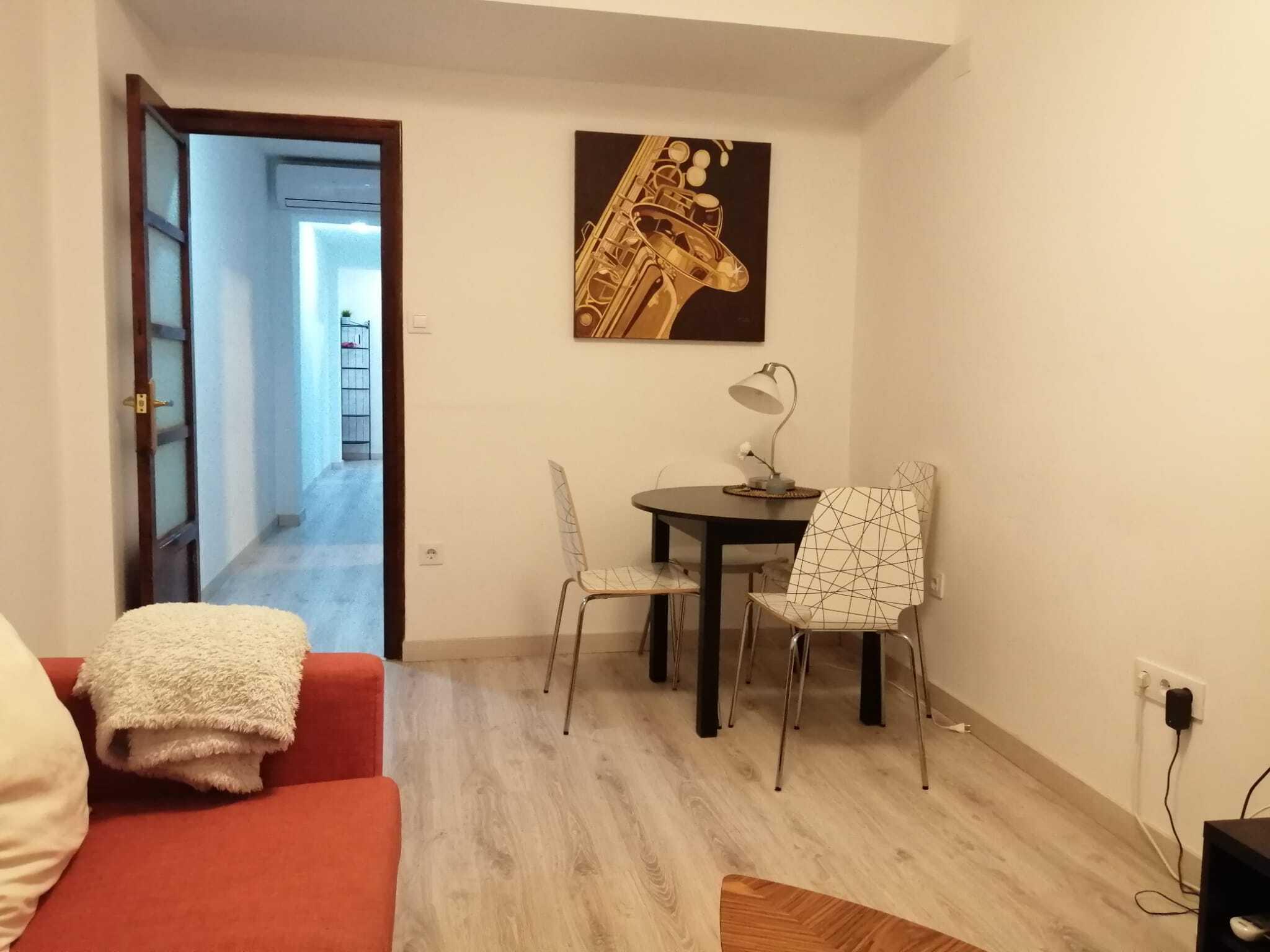Vallidigna - Expat apartment in Valencia old city centre