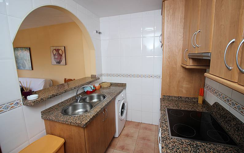 apartment in Algarrobo costa