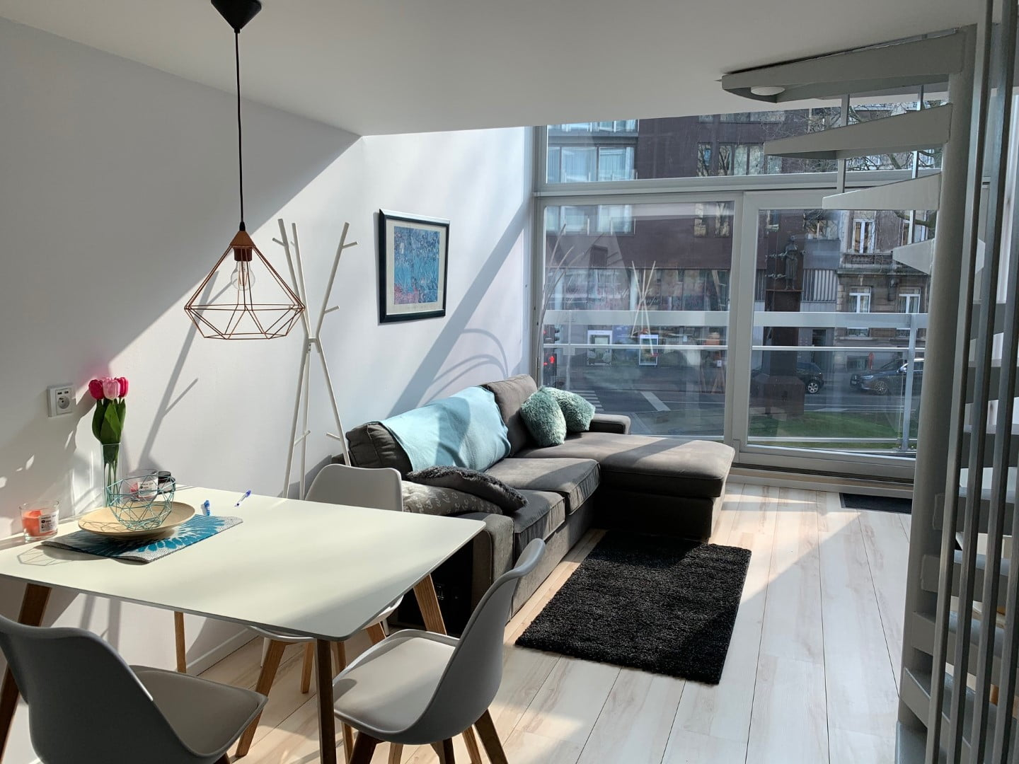 Belgiëlei 4 - Beautiful expat flat in Antwerp