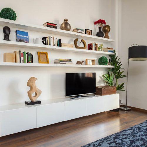 2 bedroom luxury apartment in Barcelona