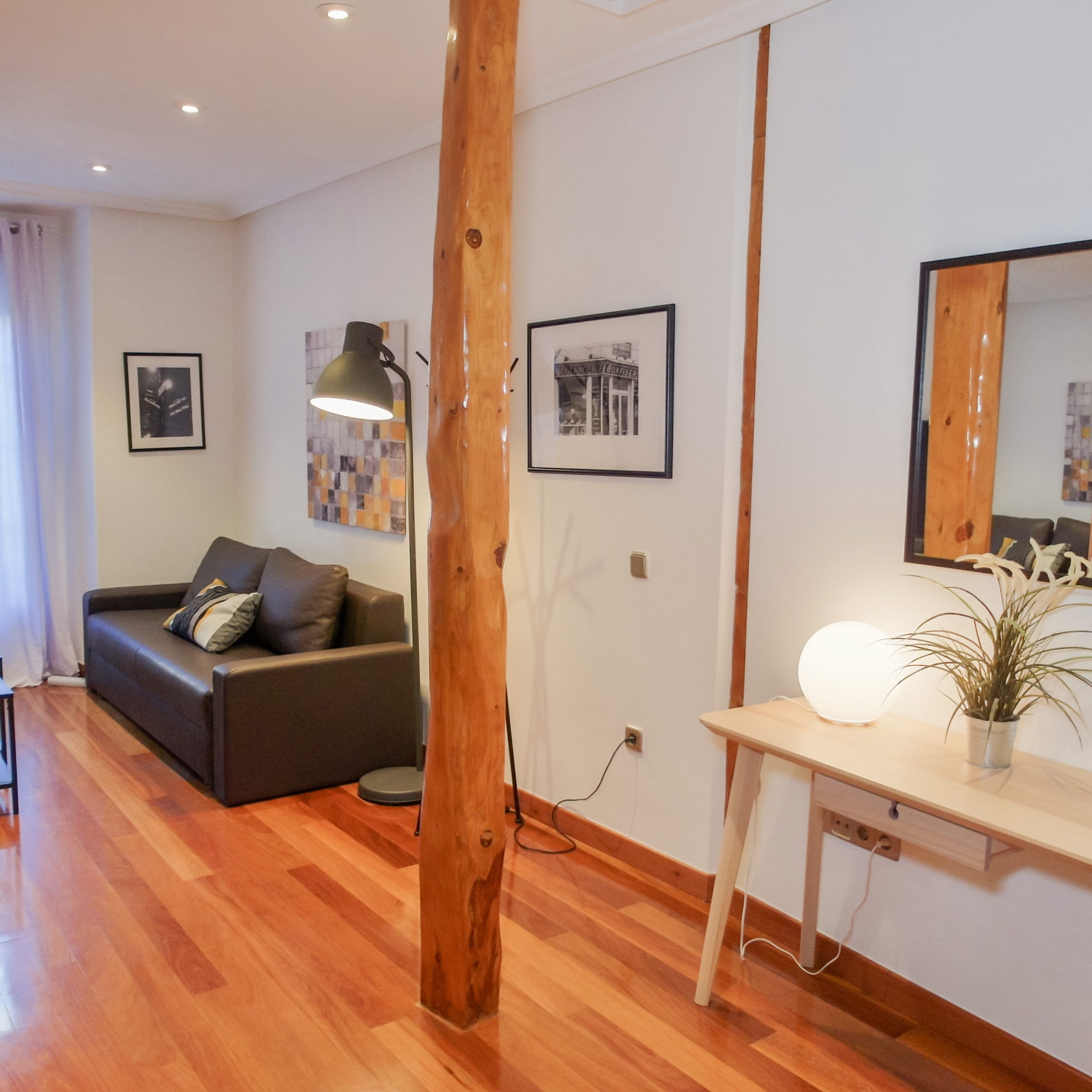 Flat in Madrid city center for expats