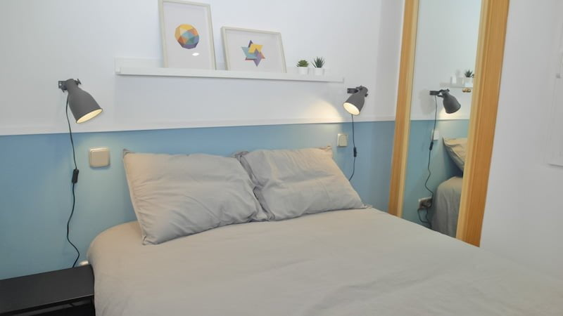 Duplex in Madrid city center for expats