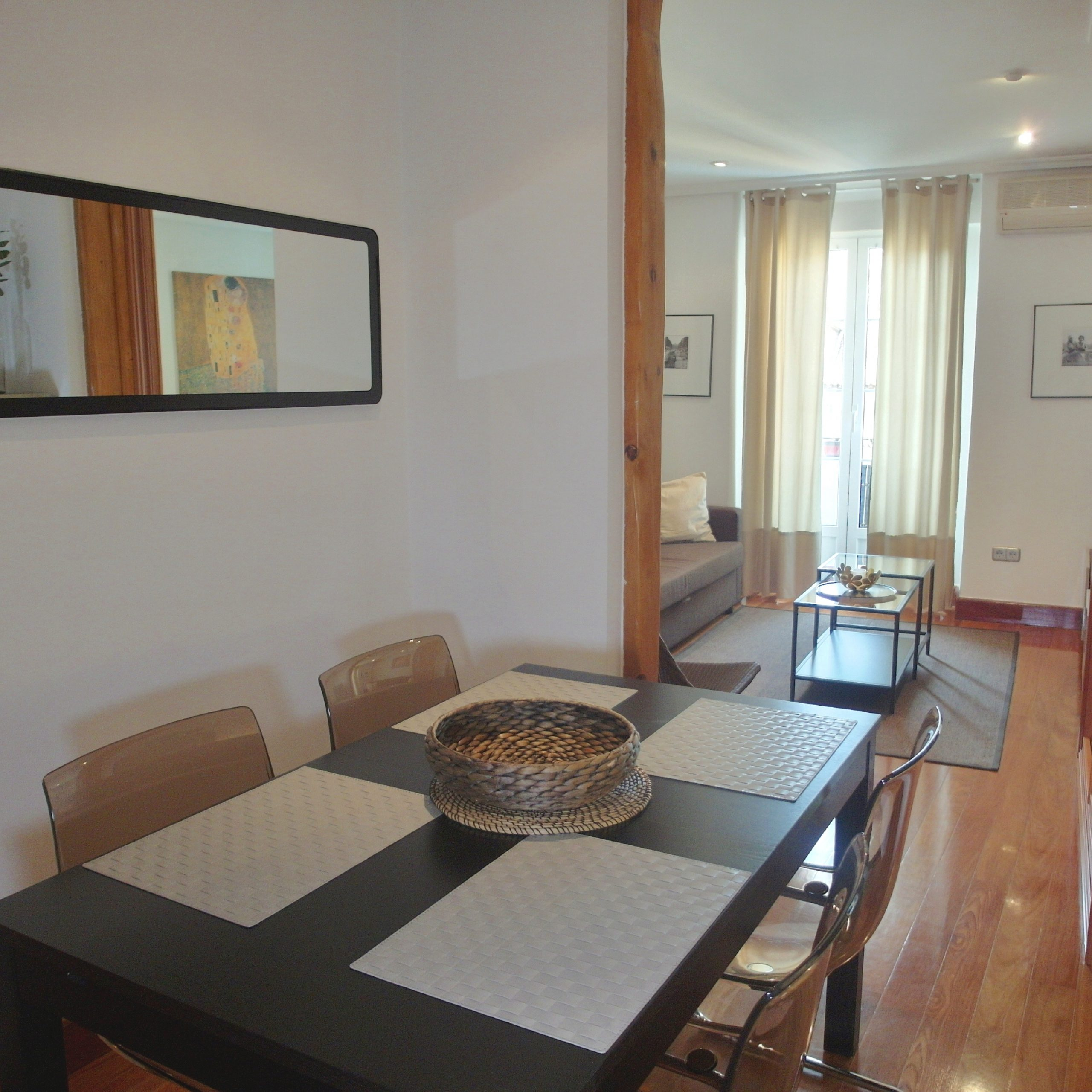 Comfortable flat in Madrid for expats