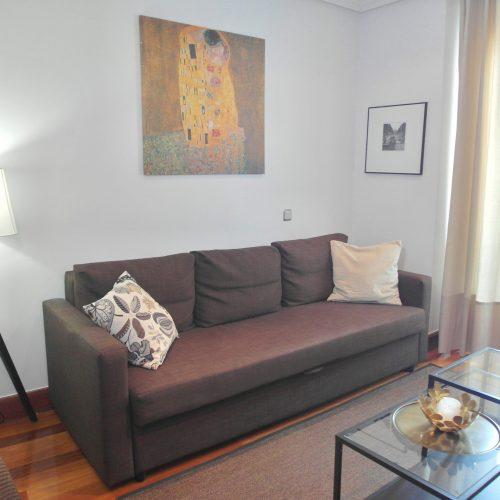 Cómodo piso en Madrid para expats