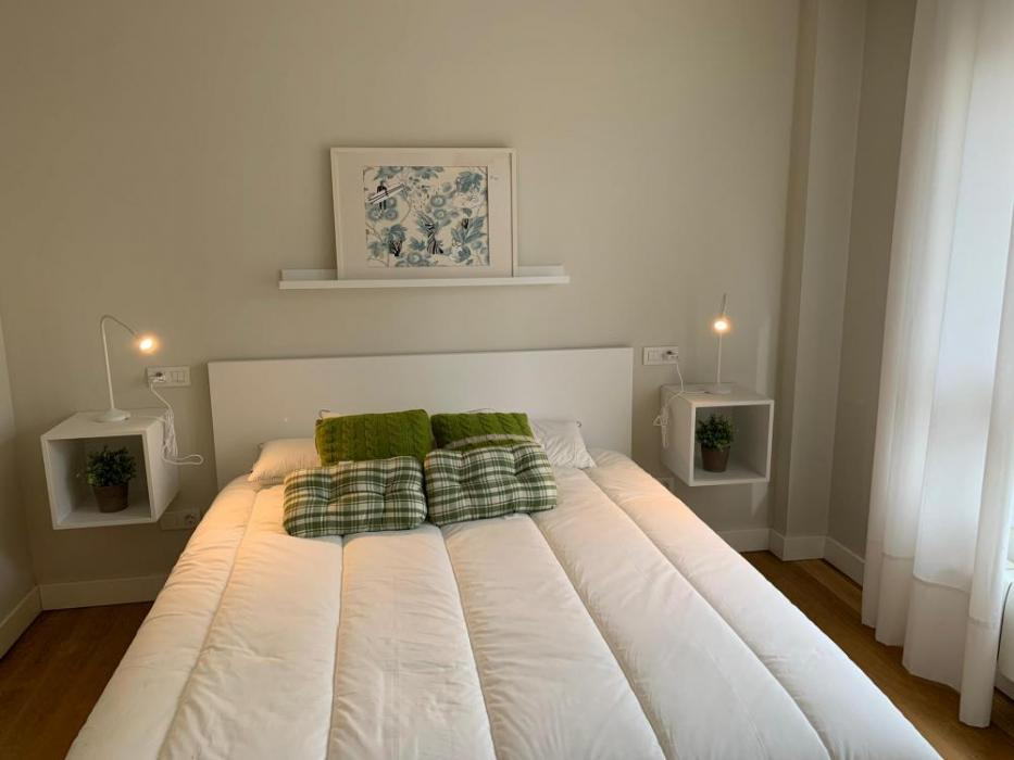 Apartamento de playa para expats en Bilbao