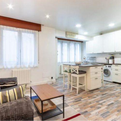 Gran Bilbao 2 - Furnished expat flat in Bilbao